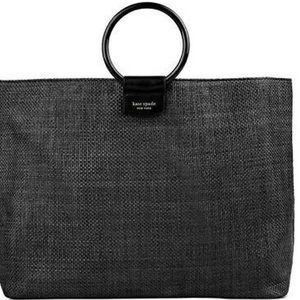 Kate Spade Black Tote Bag Purse
